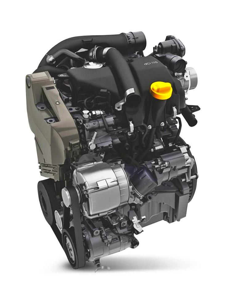 Renault 1.5 Liter K9K Turbo Diesel Engine