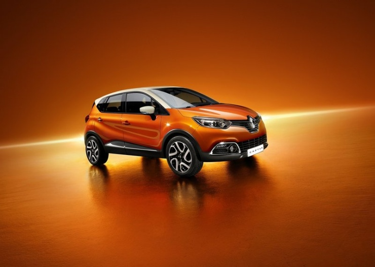 Renault Captur Compact Crossover