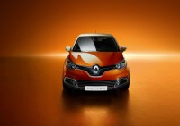 Renault Captur Compact Crossover Front