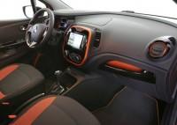 Renault Captur Compact Crossover Interiors