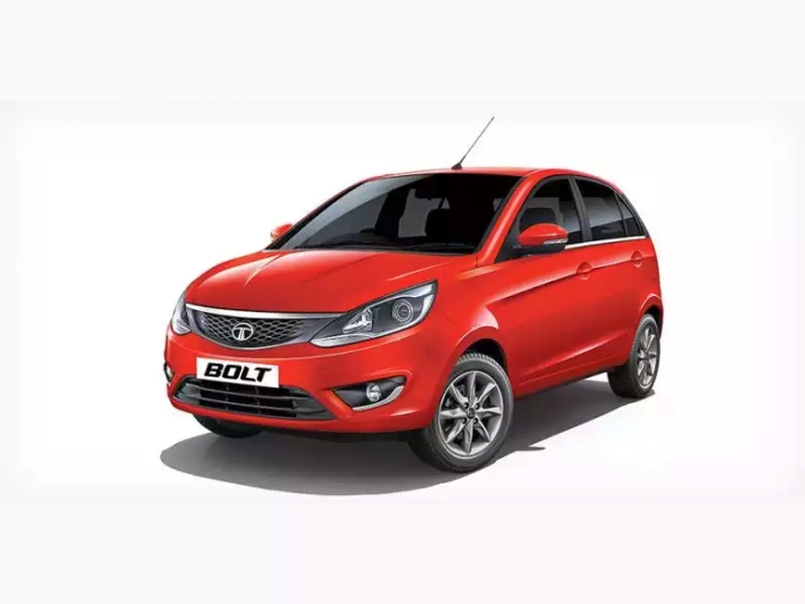 Tata Bolt Hatchback Front