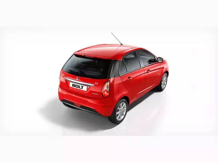 Tata Bolt Hatchback Rear