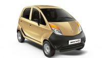 Tata Nano Twist XE in Gold