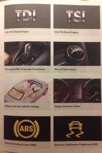 Volkswagen Jetta Facelift Brochure