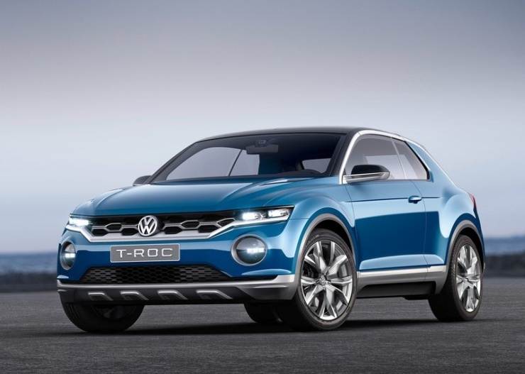 Volkswagen confirms 2016 Polo based Compact SUV