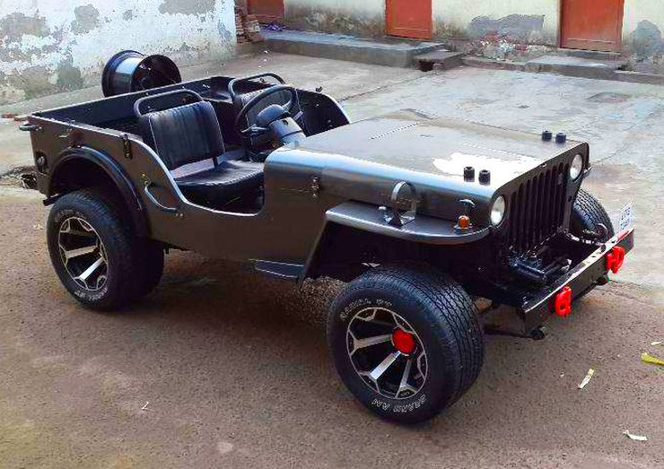 Fascinating Willy S Jeeps That You Can Buy Online