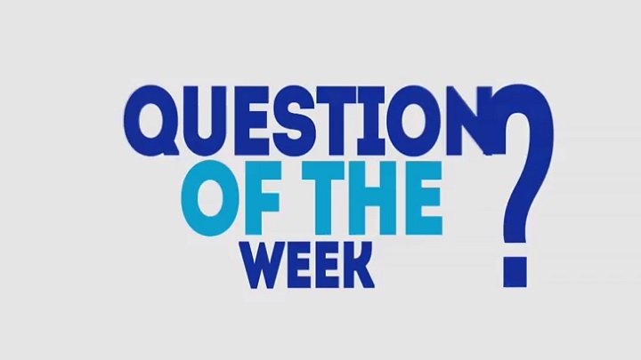 Question of the week – February 27