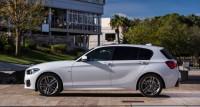 2015 BMW 1-Series Hatchback Facelift Profile