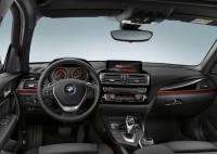 2015 BMW 1-Series Hatchback Facelift Dashboard