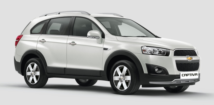2015 Chevrolet Captiva SUV