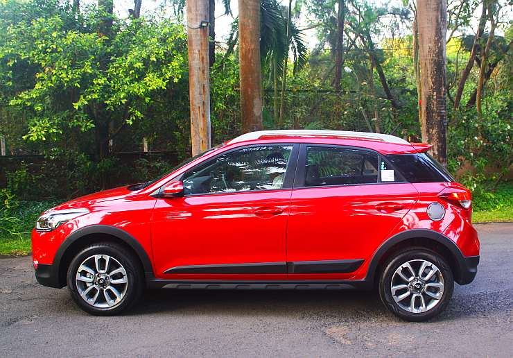 Hyundai i20 Active Cross - In Images