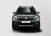 2015 Renault Duster SUV Facelift Front