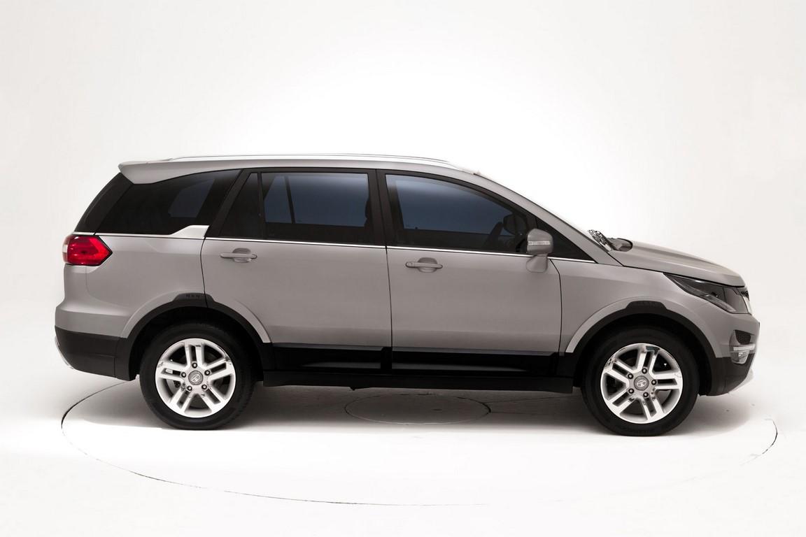 2016 Tata Hexa 6 Seat Crossover to make 2015 Geneva Motor ...