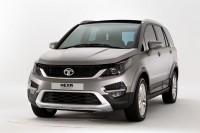 016 Tata Hexa Crossover Concept Front Three Quarters