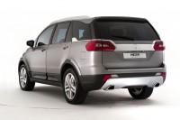 016 Tata Hexa Crossover Concept Rear Three Quarters