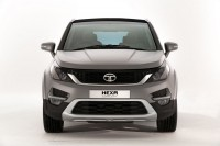 016 Tata Hexa Crossover Concept Front
