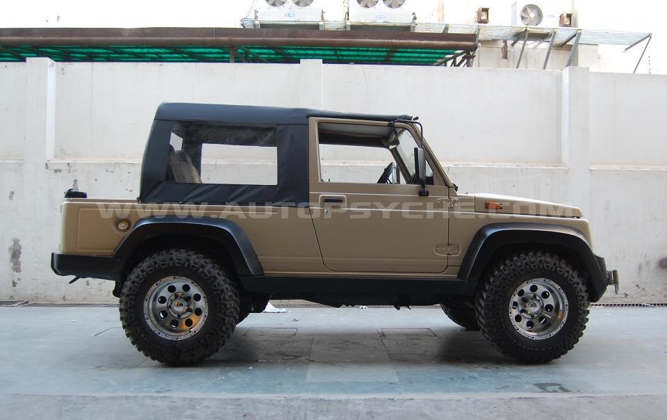 Suzuki Gypsy Price