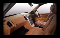 DC Design Mahindra XUV500 Custom Dashboard