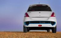 DC Design Maruti Suzuki Swift Custom Rear