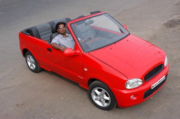 Digambar Yadav 800 convertible 1