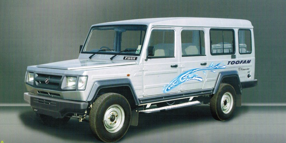 Force Trax Toofan Cruiser MUV