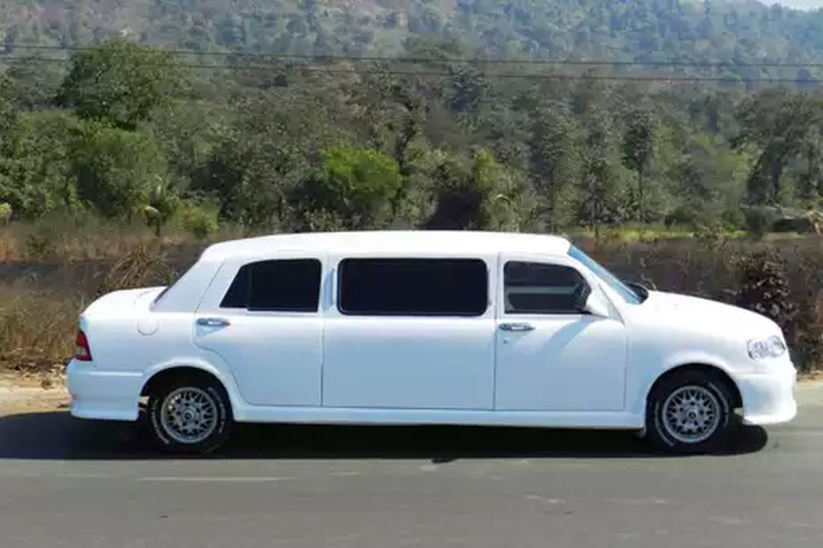 Hindustan Ambassador Limousine Profile