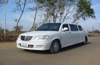 Hindustan Ambassador Limousine Front