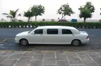 Hindustan Ambassador Limousine
