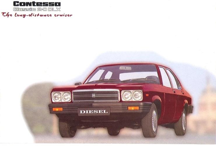 Hindustan Contessa Diesel