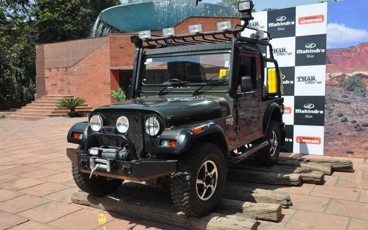 Mahindra Thar Expedition MM