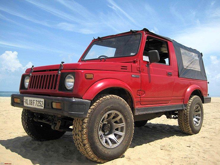 Maruti Gypsy Diesel 1
