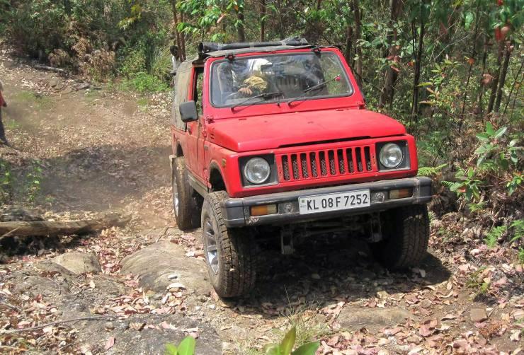 Maruti Gypsy Diesel 3