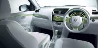 Maruti Suzuki Swift Range Extender Hybrid Interiors