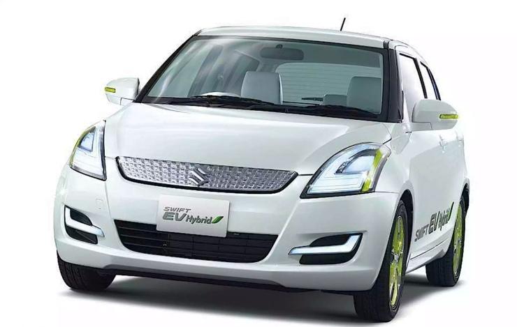 Maruti Suzuki Swift Hybrid Price In India