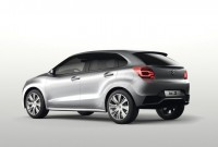 Maruti Suzuki iK-2 YRA Concept Hatchback Rear Three Quarters