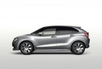 Maruti Suzuki iK-2 YRA Concept Hatchback Profile