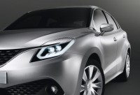 Maruti Suzuki iK-2 YRA Concept Hatchback Headlamp