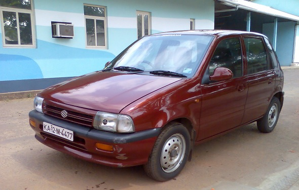 Maruti Zen 1993