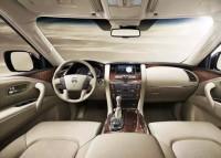 Nissan Patrol SUV Steering