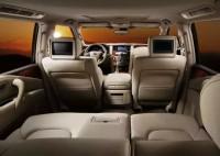 Nissan Patrol SUV Interiors