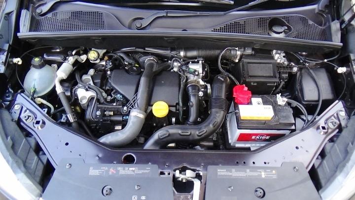 1.5 litre DCi 110PS engine