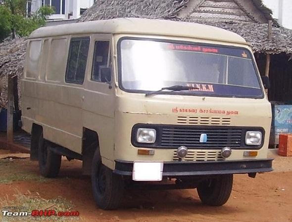 Standard 20 van