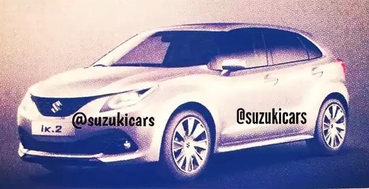Suzuki iK-2 Premium Hatchback Concept
