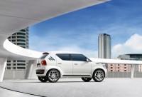Suzuki iM-4 Micro SUV Concept
