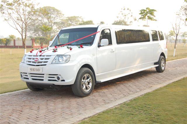 Tata Sumo Grande Limousine