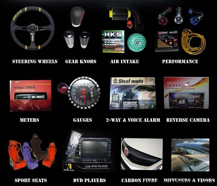 carplus car accessories