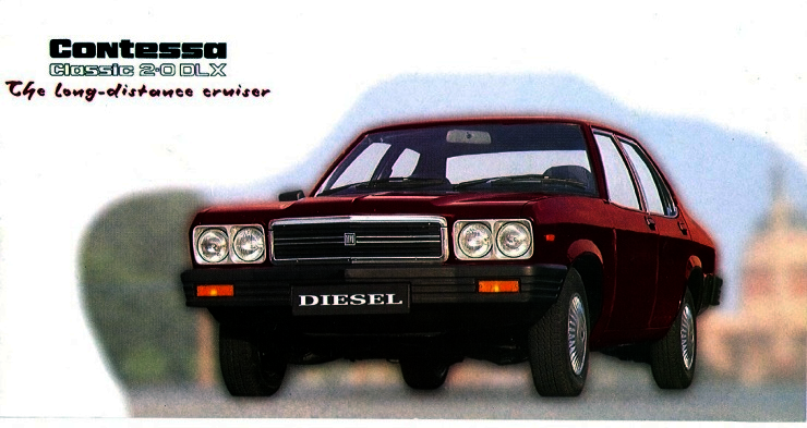 Part II – Blast From The Past – Car Ads From the Yesteryears