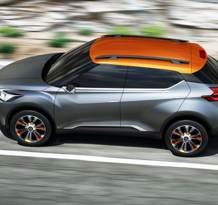 Sub-Terrano Nissan Kicks Compact SUV is India-bound