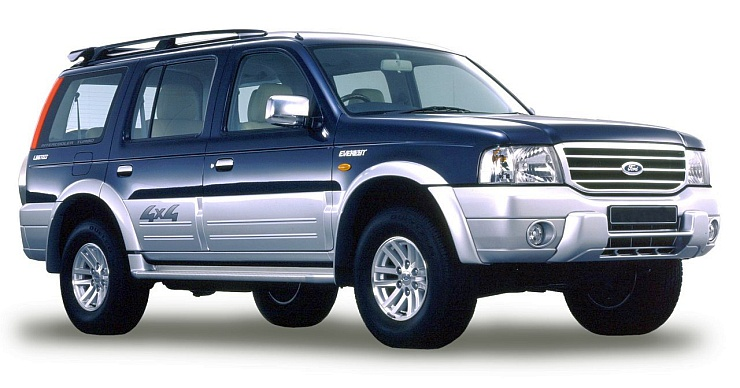 2002 Ford Endeavour A.K.A Everest