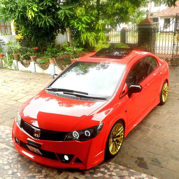 pre owned modified performance cars  india